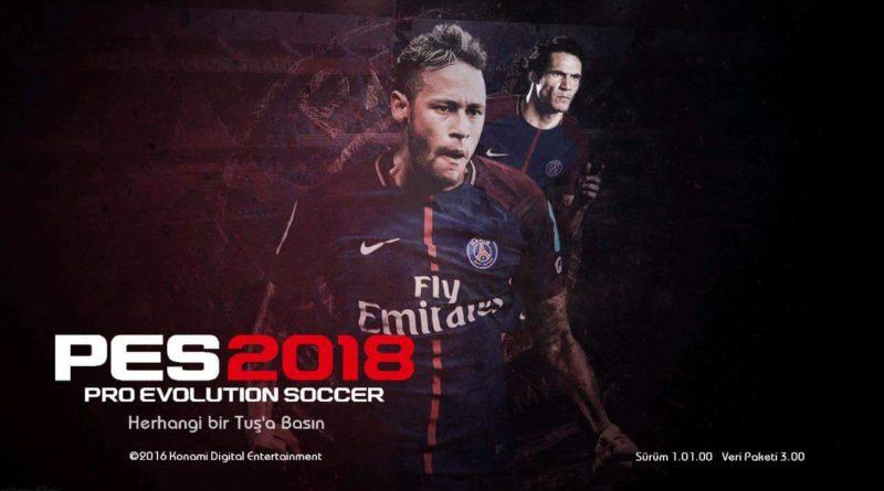 PES 2018 – Nuovo Bellissimo Video dedicato a gol e magie di Neymar