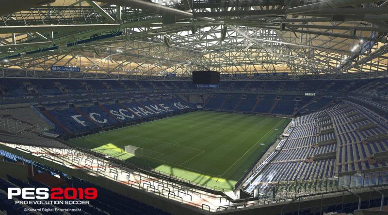 PES 2019 Schalke 04 – Il Comunicato Ufficiale Konami