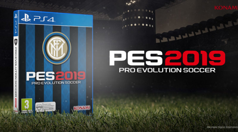 PES 2019 Inter Edition