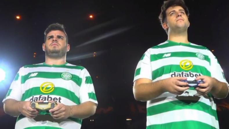 PES 2019 Ettorito al Celtic