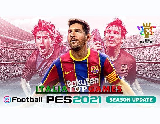 PES 2021: Giovedì Messi in regalo?
