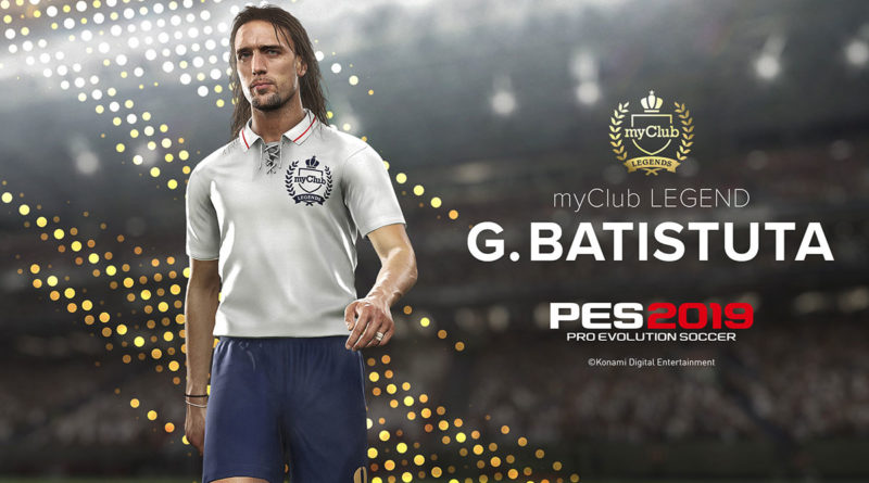 PES 2019 – Data Pack 3.0 disponibile da oggi!