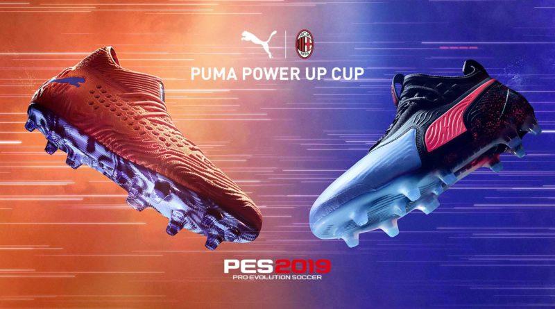Puma e Milan per un super torneo di PES 2019!