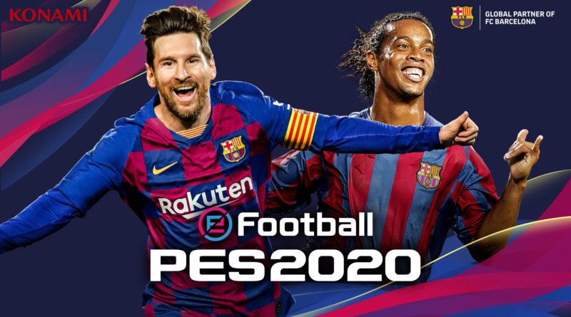 PES 2020 – Guarda qui il Secondo Live Stream!