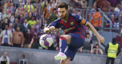 PES 2020 Finesse Dribbling