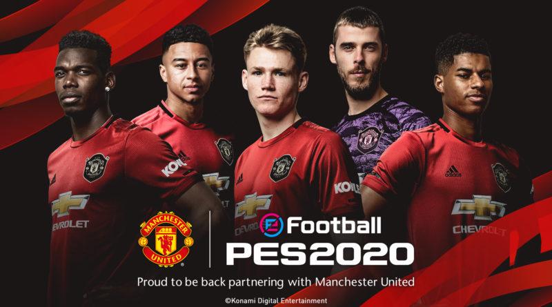PES 2020 – Panoramica MyClub e Matchday della Settimana