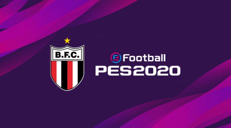 PES 2020 nuova squadra