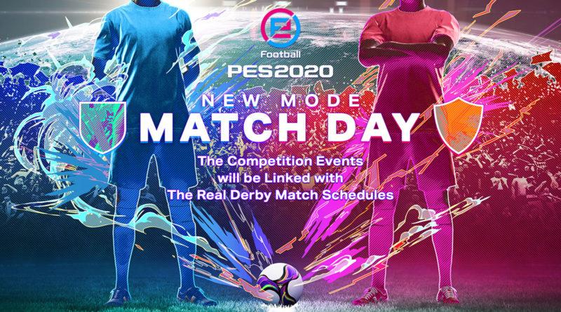 PES 2020 – Panoramica Completa della Settimana, Matchday orari più lunghi!
