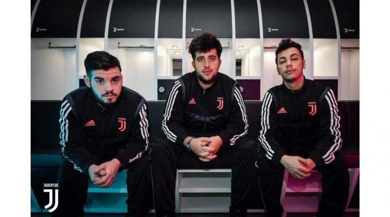 La Juve ingaggia Ettore Giannuzzi, Luca Tubelli e Renzo Lodeserto per eFootball.Pro