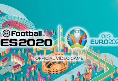 PES 2020 – Campagna Indovina il vincitore UEFA EURO 2020 Matchday e Panoramica MyClub