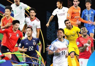 PES 2022: Confermata ufficialmente Partnership con Asian Football Confederation
