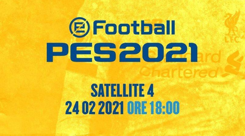 OGGI Torneo PES 2021 Atleta MCES: si vince la Playstation 5!