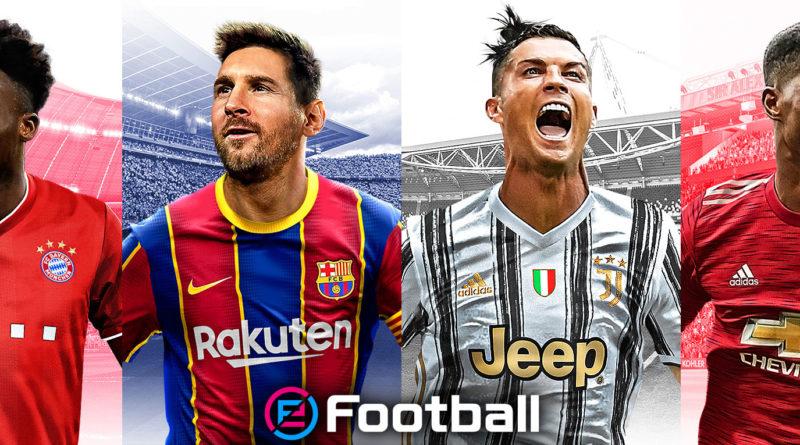 PES 2021 vende 1 milione in più di PES 2020: la conferma che eFootball è una strategia d'attacco a Fifa