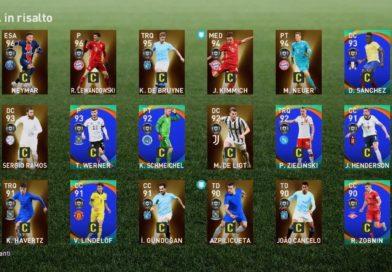 PES 2021 MyClub Giocatori della Settimana Super, Icone Real Madrid e Monete in Regalo in arrivo!
