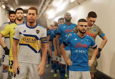 Giochiamo eFootball PES 2021 con Xbox Cloud Gaming!